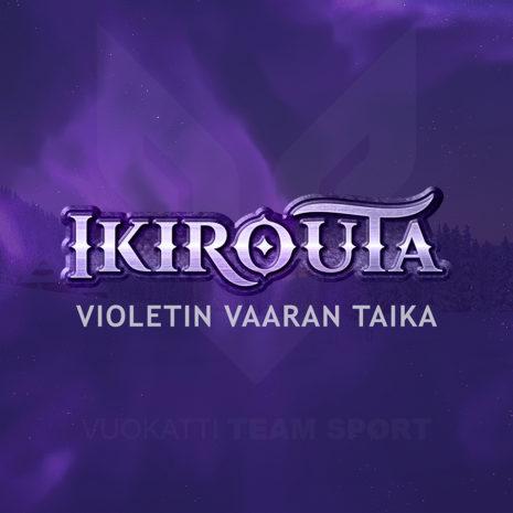 Ikirouta - Violetin Vaaran Taika kansikuva